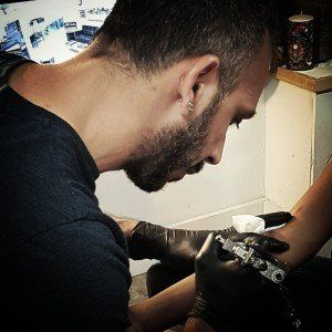 Amazing Tattoo Artist